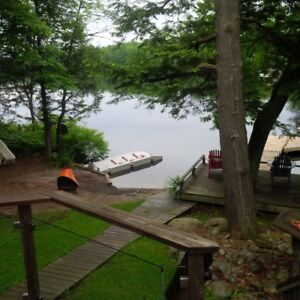 Super Clean Cottage ... SUMMERSANITY.... 2 hours north of Toront