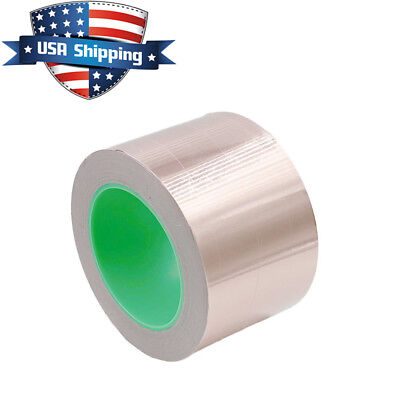Copper Foil Tape - 3in X 28yds 25m - Emi Conductive Adhesive