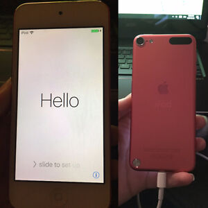 Pink iPod Touch - 32G