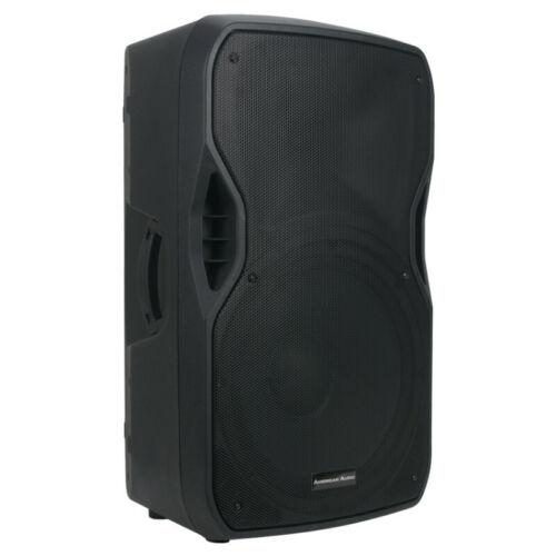 American Audio ELS-GO 15BT Battery Powered Speaker NEW.