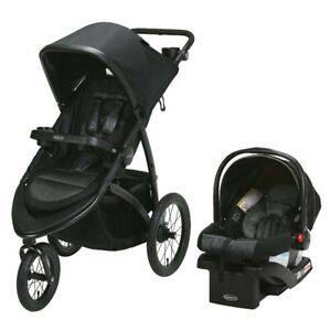 Brand new Graco Roadmaster Jogger Travel System, Gotham.