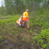 Geophysics Field Assistant