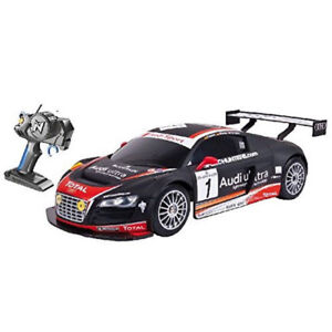 Brand new Nikko 1:16 Audi GT LMS Black RC for sell