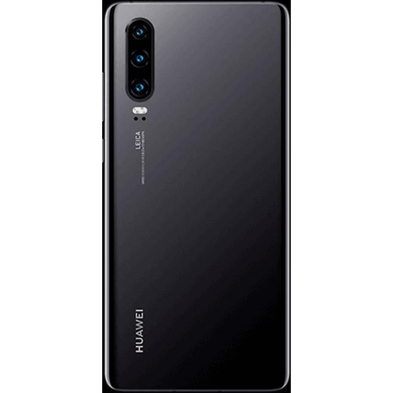 Huawei P30 6GB 128GB Nacional Black Negro Dual sim Nuevo. Envío 24H