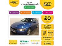 BMW 318 2.0TD ( 143bhp ) ( s/s ) 2013MY d M Sport FROM £64 PER WEEK !