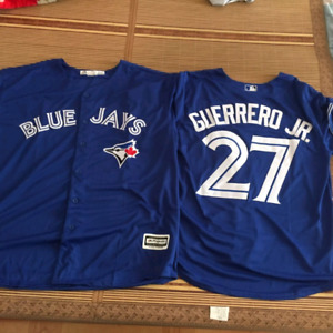 aef48b649 Toronto Blue Jays Vladimir Guerrero Jr. Jerseys - Small to 3xl