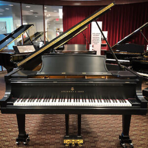 "SUPERB STEINWAY ""D"" CONCERT GRAND PIANO (preowned)"