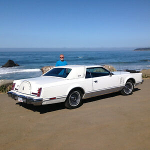 1979 Lincoln Continental in MINT CONDITION
