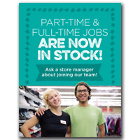 Needed Full Time & Part Time Team Members
