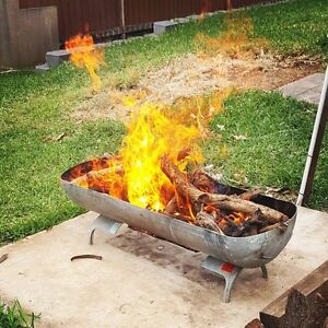 FIRE PIT WITH VENTS 109x38x320 high Loganholme Logan Area Preview