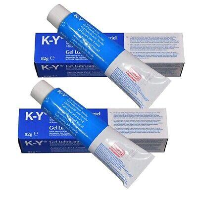 Oferta 2 Lubricantes K-Y Jhonson Gel Sterile 82 gr