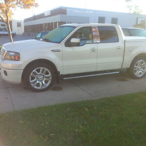 2008 ford F150 LIMITED SUPERCHARGED ROUSH PACKAGE