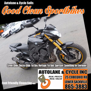 2011 Yamaha FZ8  Two Bros Exhaust, Power Commander MINT $5495