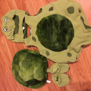 0-6 month turtle costume