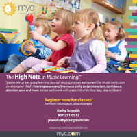 Sunrise Music Program for Toddlers