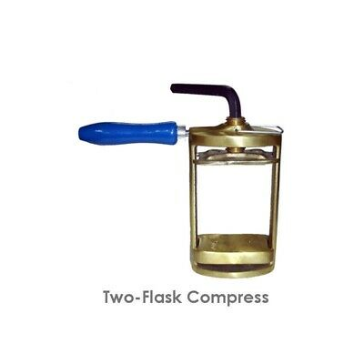Denture Compress Two Flask Compress 606-101
