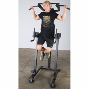 Powertec Basic Trainer Power Tower Chin Up VKR Dips Push Sit Up