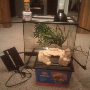 Exo-Terra Terrarium Cambridge Kitchener Area image 1
