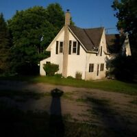 Farm House on 5 acres available for Sept rental