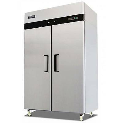 Migali C-2r-hc 49 Cu Ft 51.7w Two Door Commercial Reach-in Refrigerators