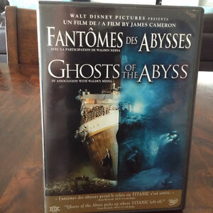 Titanic Ghosts of the Abyss Kingston Kingston Area image 1