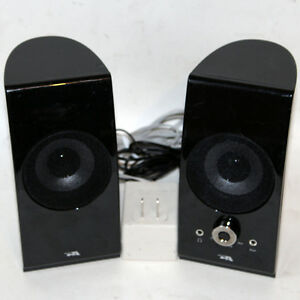 Multimedia Speakers for Computers