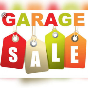 FINAL GARAGE SALE HAPPENING THIS SATURDAY JULY 7TH FROM 8-1