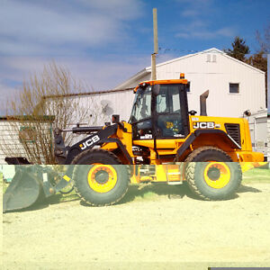 Wheel Loader 426ZX JCB 2012 Mat/Pipe/ Bucket