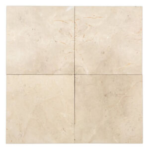 New Marfil Crema Marble Tiles (960 sq. ft.)