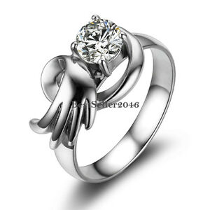 angel wing promise ring size 6 and 8 only