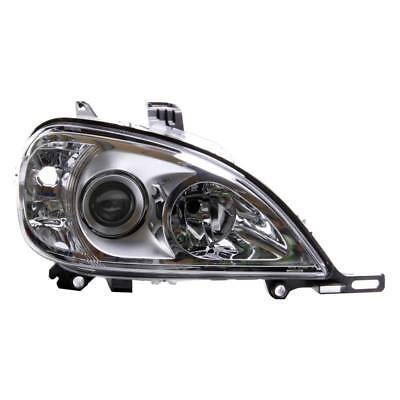 Mercedes M-Class W163 2002-2005 Headlamp Headlight Halogen Right O/S Driver Side for sale  Tamworth