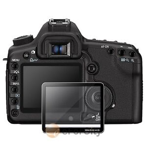 GGS Professional LCD Screen Protector glass for CANON EOS 5D Mark II Camera