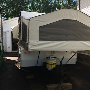 Perfect Trailer For Sale Thunder Bay 28 08 2016 Older Tent Trailer For Sale