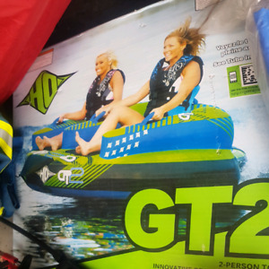 2 person water tube
