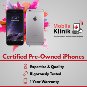 Certified Pre-Owned iPhones Starting At $115