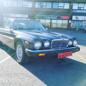 Jaguar 1985 Xj6 Sovereign Édition 5750$