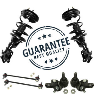 Brand New Suspension Quick Strut Assembly Shocks