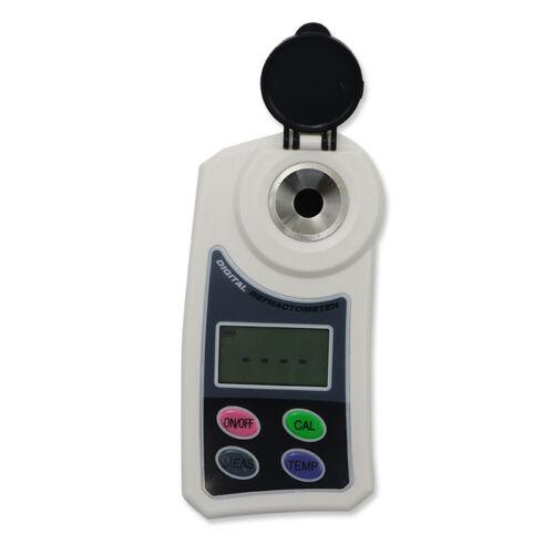 Refractometer Brix Meter Digital Sugar Content Tester for Food Fruits Crops
