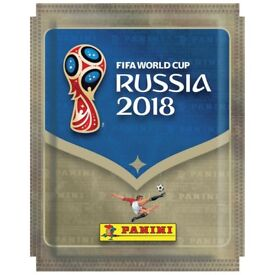 World Cup 2018 football stickers