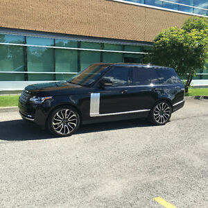2016 Land Rover Range Rover HSE SUV, Crossover