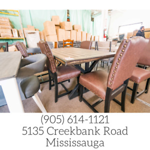 Dining Table And Chair Blowout Sale