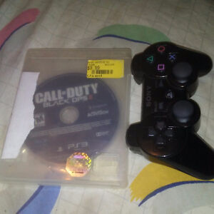 ps3 controller & black ops 2