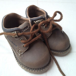 Gerber Infant/Baby Oxford Shoes (size infant 3 1/2)