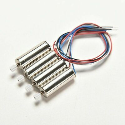 4x Motor CW CCW Replacements For Syma RC Quadcopter Drone X5/X5C/M68 3.7V