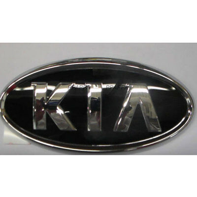 Genuine KIA logo emblem on Front grille 863533W500 for KIA Sportage 2013-15