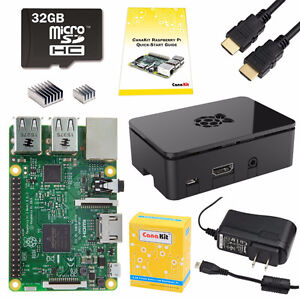 Raspberry Pi 3 Complete Kit from Canakit London Ontario image 1