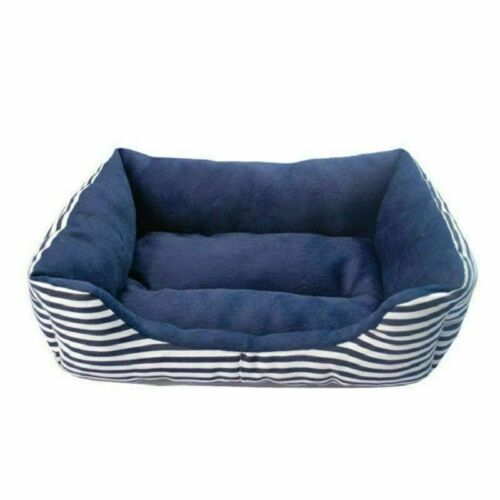 Large Pet Dog Cat Bed Puppy Cushion House Pet Soft Warm Kennel Mat Blanket