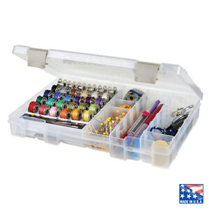Artbin sew lutions bobbin supply storage box sewing craft for Sewing and craft supplies