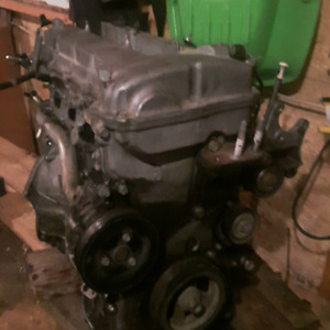 Mitsubitshi Evo 4b11 Turbo parts motor