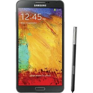 Samsung Galaxy Note 3  SM-N900A (UNLOCKED) 32GB , 5.7' HD